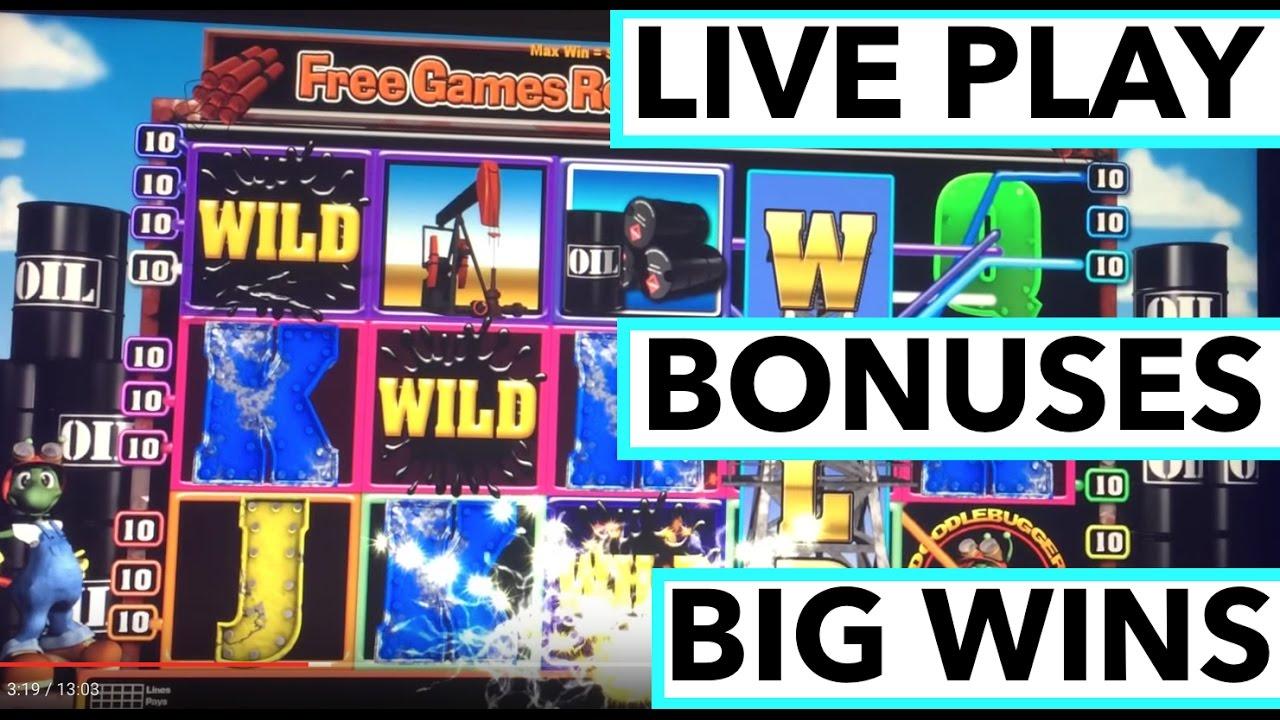 slot machine big wins