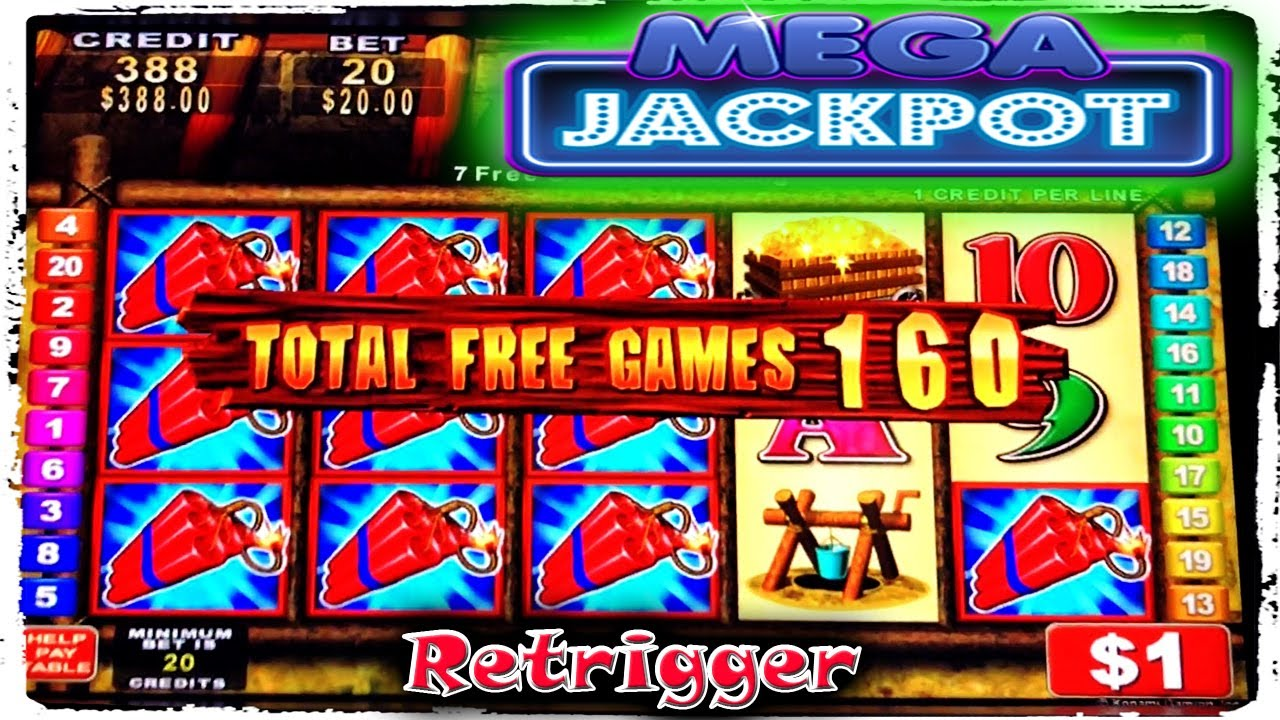 All free slots games with Free Spins -